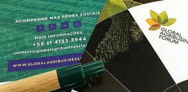 A 4ª edição do Global Agribusiness Forum acontece entre os dias 23 e 24 de julho, em São Paulo