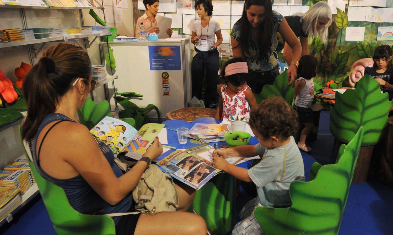 Livros infantis - Arquivo/Agência Brasil