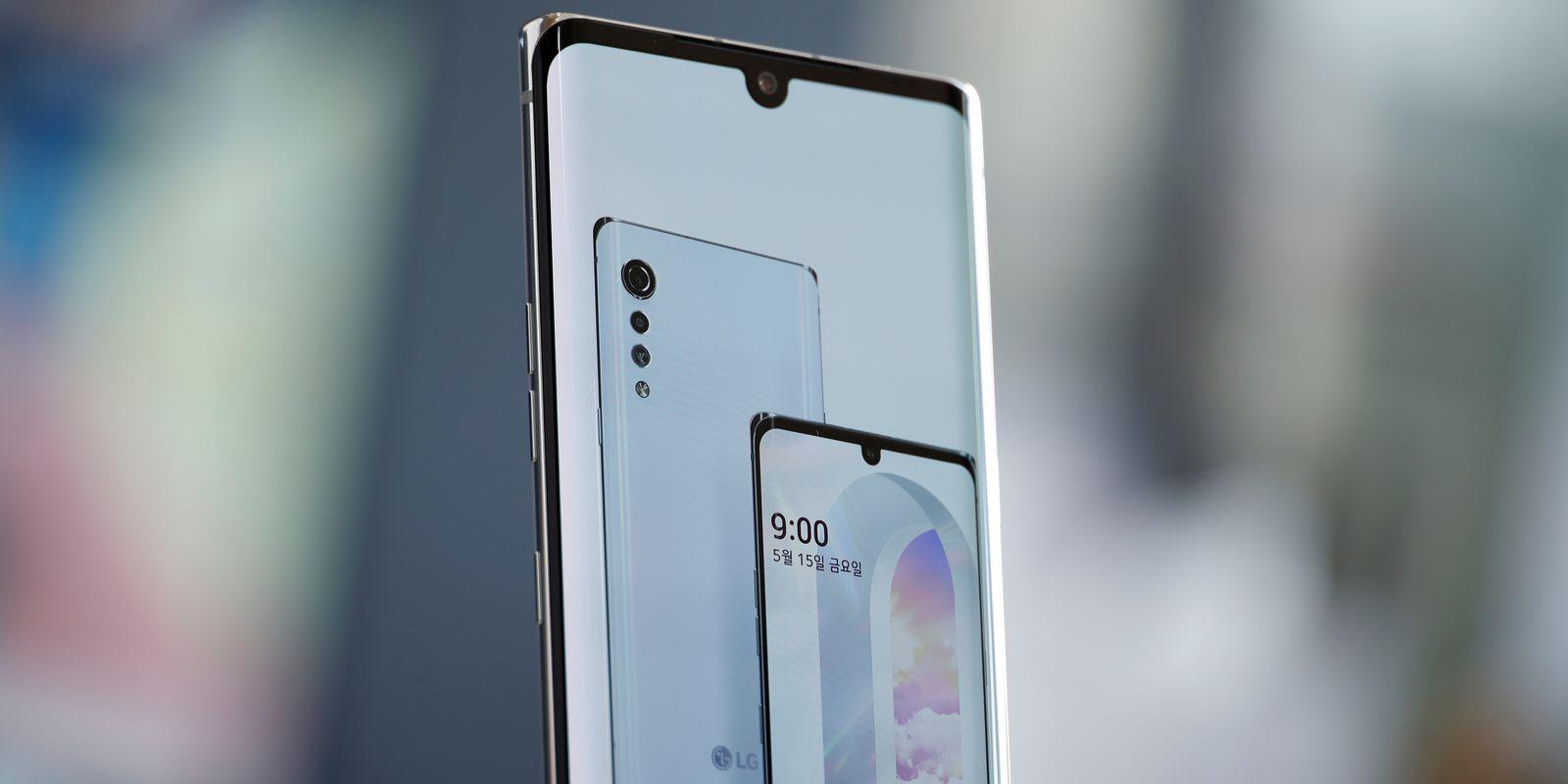 Smartphone LG Velvet, da LG Electronics