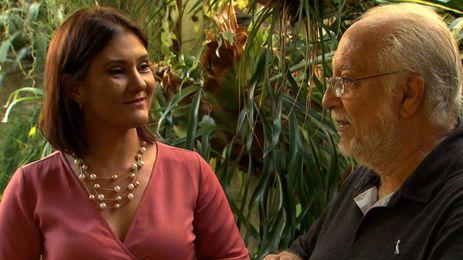 Roberto Menescal em entrevista ao programa Impressões