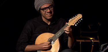 Hamilton de Holanda é um dos músicos brasileiros mais respeitados no exterior