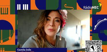 Camilla Inês - Festival de Música Rádio MEC 2021