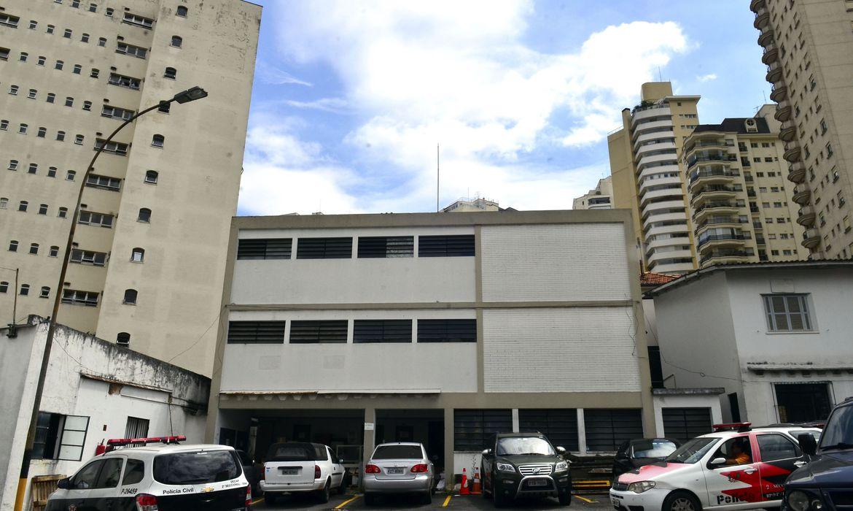 São Paulo - Fachada do antigo Doi-Codi de São Paulo, onde foi assassinado o metalúrgico Manoel Fiel Filho, em 1976 (Rovena Rosa/Agência brasil)