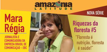 PODCAST AMAZÔNIA LATITUDE #5