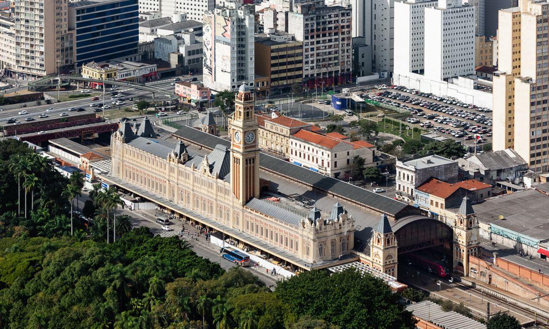 Restauro Museu da Lingua Portuguesa
