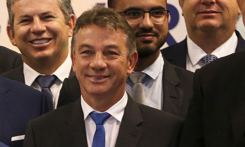 O governador eleito de Roraima, Antônio Denarium oarticipa de Fórum de Governadores eleitos e reeleitos, em Brasília, junto ao presidente eleito Jair Bolsonaro.