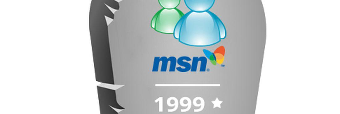 lápide do MSN 1999 e 2013