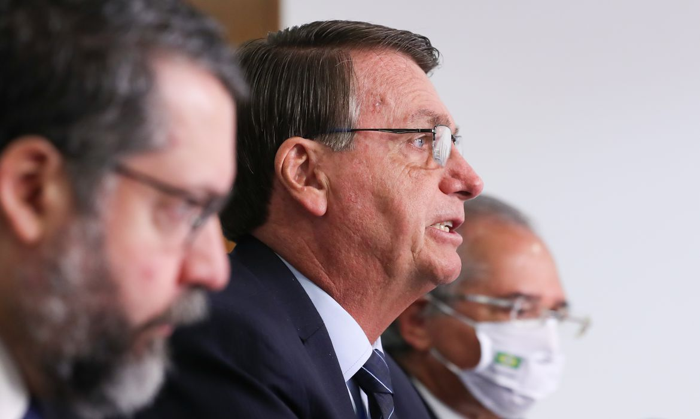 Presidente da República, Jair Bolsonaro,Latin America Investment Conference