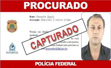 Líder da máfia italiana é preso no Recife após 31 anos foragido