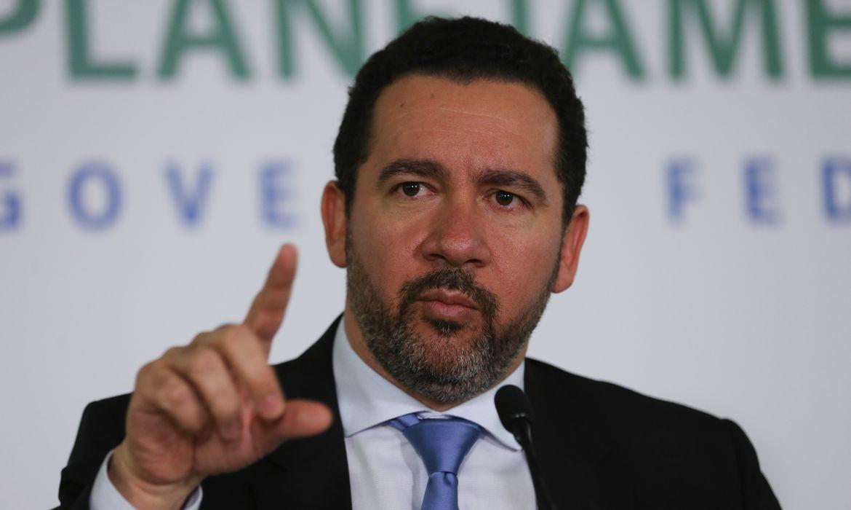 Brasília - Ministro do Planejamento, Desenvolvimento e Gestão, Dyogo Oliveira dá entrevista sobre reforma administrativa (Fabio Rodrigues Pozzebom/Agência Brasil)