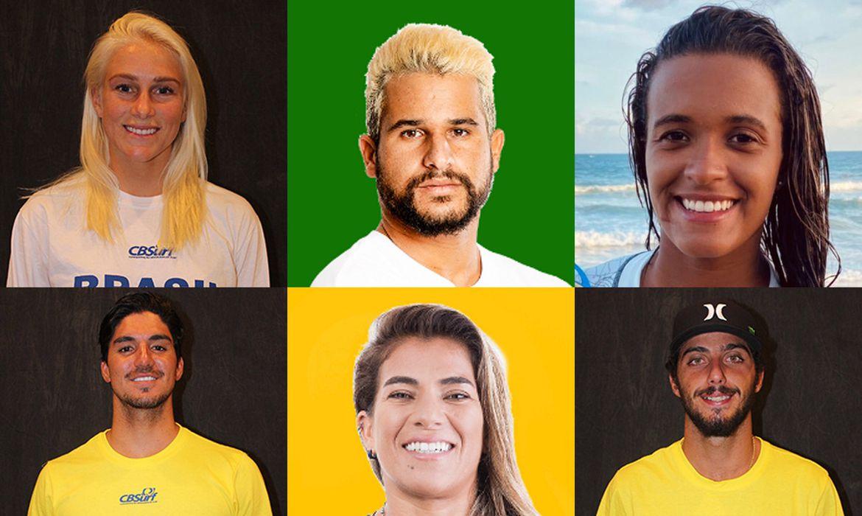 Brasileiros paraticipal de Mundial - ISA Games - que vale vaga olímpica