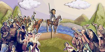 Na Trilha da História prepara sexta temporada