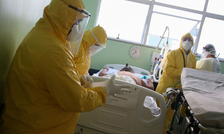 Pandemia de coronavírus no Brasil