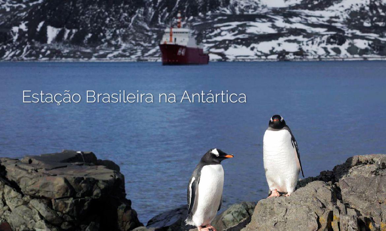 Estação Antártica Brasileira