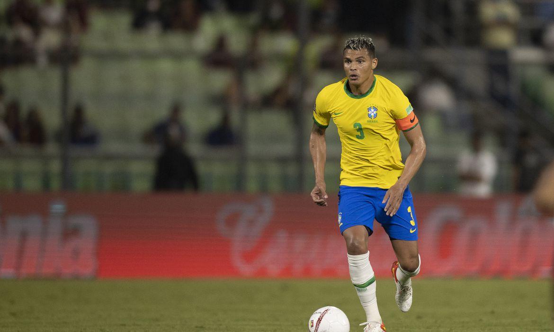 Thiago Silva, seleção brasileira, brasil, eliminatórias