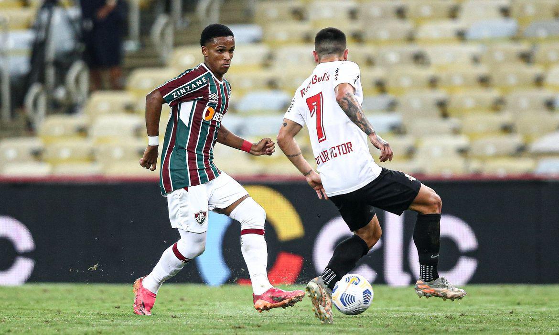 Fluminense vence Redbull Bragantino por 2 a 0, no Maracanã e fica perto da vaga nas oitavas da Copa do Brasil, em 03/06/2021