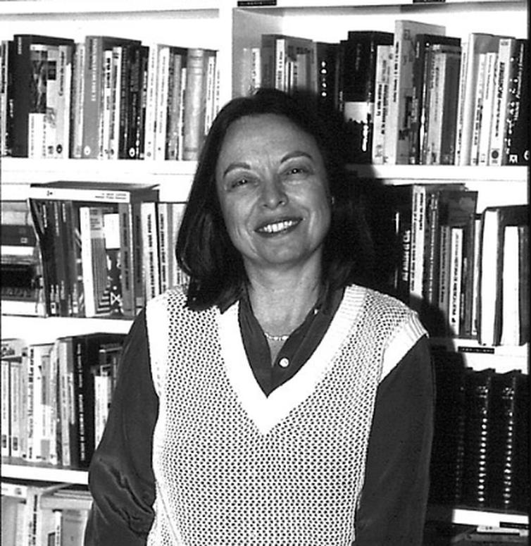 Nélida Piñon foi a primeira mulher a presidir a ABL, entre 1996 e 1997
