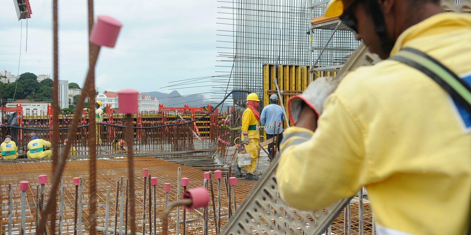 Construção Civil, Obras, canteiro de obras, construção, trabalhadores