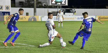 São Raimundo-RR 2 x 2 Cruzeiro