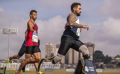 ALAN FONTELES- Fase de Treinamento Seletiva para Toquio de Atletismo - classificado a Tóquio 2020 - Paralimpíada