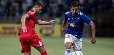Cruzeiro 0 x 2 CRB