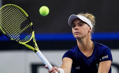 Laura Pigososi -Bille Jean King Cup - tenista - tênis