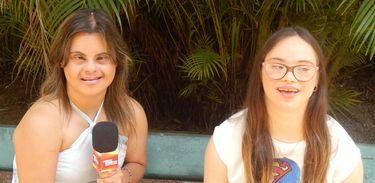 Atriz Joana Mocarzel é entrevistada por Fernanda Honorato, relembra sua primeira entrevista e conversam sobre carreira e inclusão