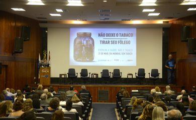 O Instituto Nacional de Câncer (Inca) e o Ministério da Saúde lançam, na data que se comemora o Dia Mundial sem Tabaco, o estudo inédito