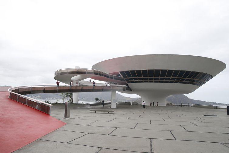 Rio de Janeiro - Museu de Arte Contemporânea de Niterói  (Tomaz Silva/Agência Brasil)