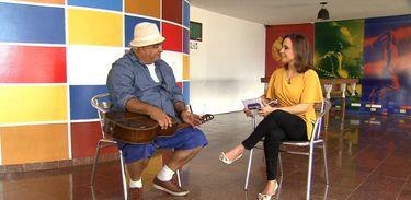 Katiuscia Neri bate um papo com o cantor, compositor e ator Gerônimo Santana