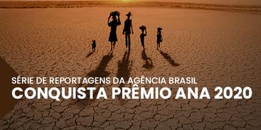 EBC ganha prêmio por série de reportagens sobre a seca no Brasil