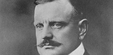 Jean Sibelius, compositor finlandês