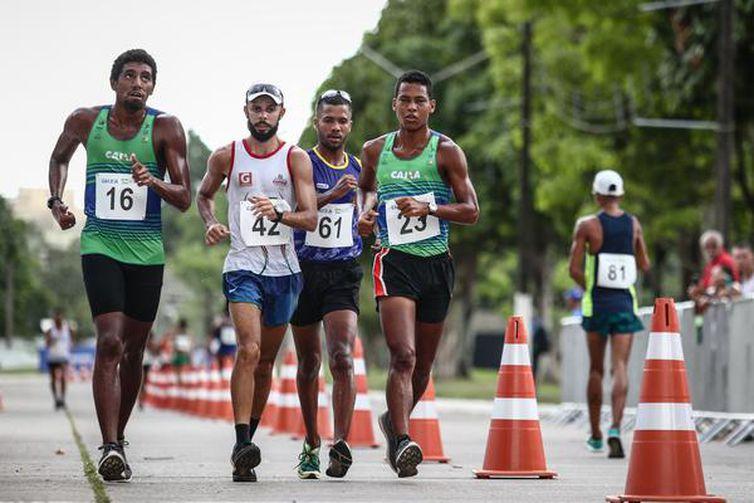 Copa Brasil Caixa de Marcha Atlética abre temporada 2021 no atletismo nacional.