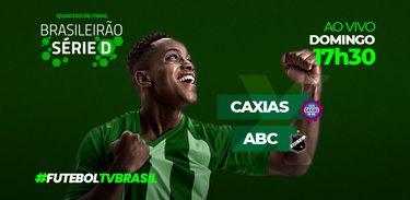 Série D Caxias (RS) x ABC (RN)