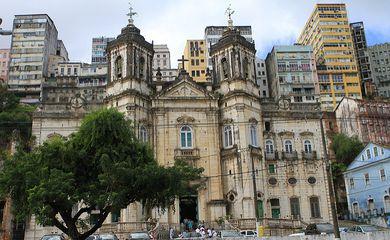Basílica de Nossa Senhora da Conceição, em Salvador - Divulgação Secretaria de Turismo da Bahia