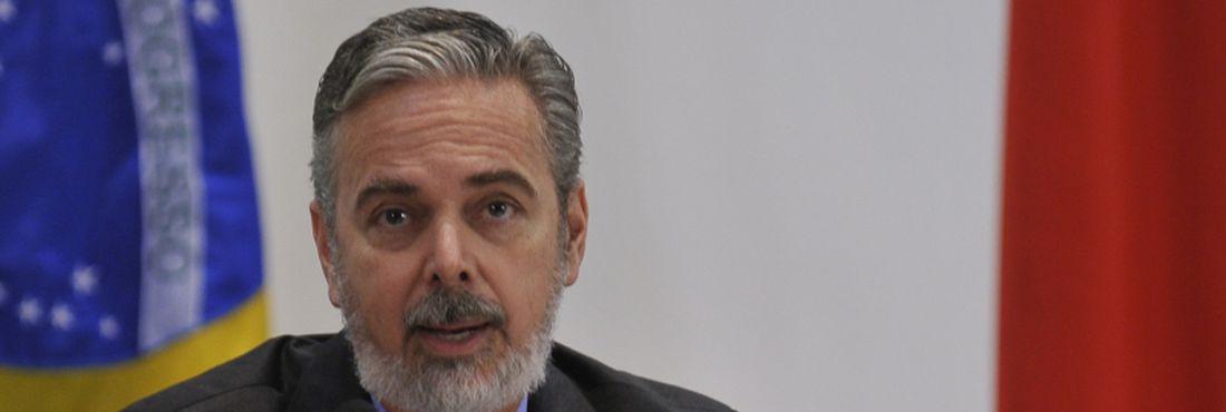 Patriota leva a mensagem da presidenta Dilma Rousseff em favor do diálogo e da cooperação na busca pela paz