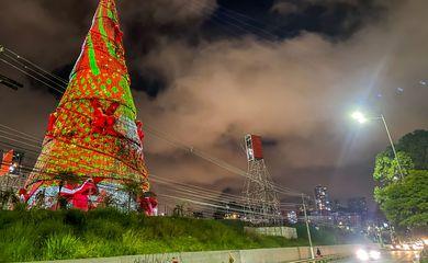 Em meio à pandemia do novo coronavírus e com o cancelamento do Réveillon na Avenida Paulista, a prefeitura de São Paulo decidiu promover um festival de Natal virtual neste ano de 2020.