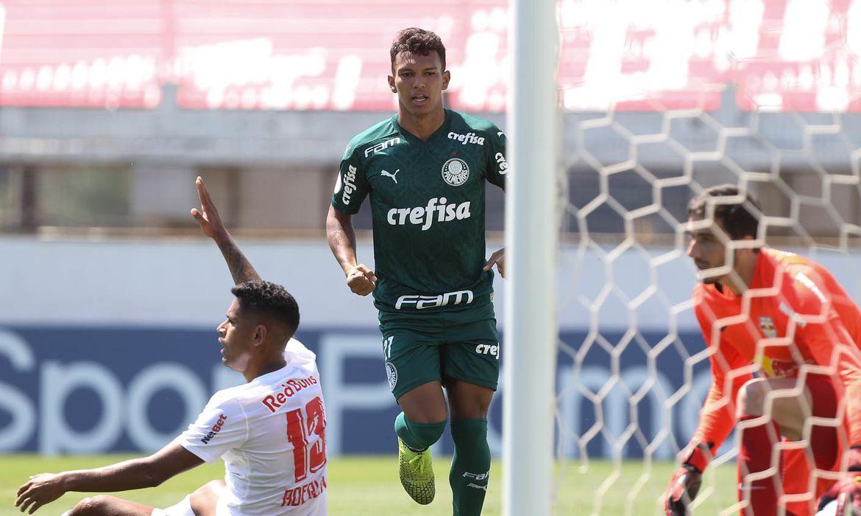 Gabriel Veron, Palmeiras