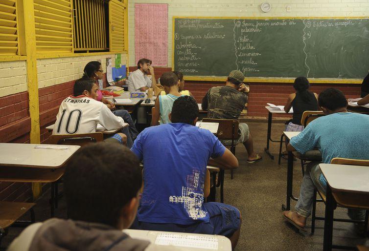 Quem está na lista deve comparecer à instituição de ensino e apresentar os documentos necessários -Arquivo/Agência Brasil