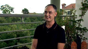 Jornalista Rinaldo de Oliveira resolveu dar um basta nas notícias negativas