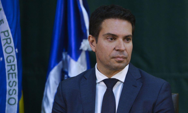 Solenidade de posse do diretor-geral da Agência Brasileira de Inteligência (Abin), Alexandre Ramagem