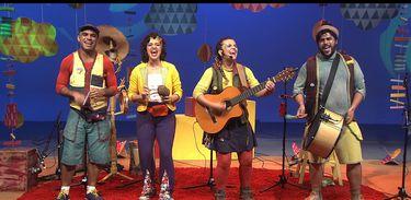 Grupo Sintonia Dominó comemora sete anos no Música Animada