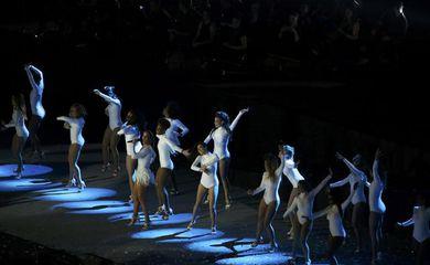 A Paralimpíada do Rio de Janeiro foi encerrada com um show da cantora baiana Ivete Sangalo