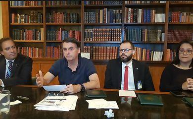 Live da Semana com Presidente Jair Bolsonaro - 28/05/2020