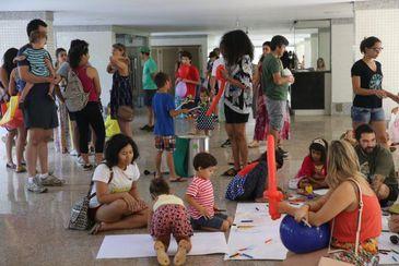 Projeto Jardins da Infância discute sobre direitos das crianças
