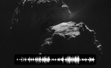 Cometa 67P/ Churyumov-Gerasimenko