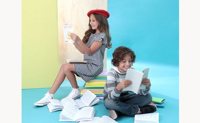 Dia Mundial do Livro: É hora de incentivar a criançada a ler