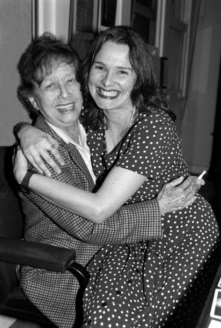 Maria Clara Machado e Louise Cardoso.