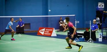 TV Brasil Esporte mostra as principais regras do esporte Badminton