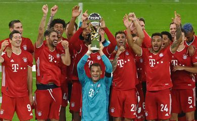 .supercopa da alemanha, bayern de munique